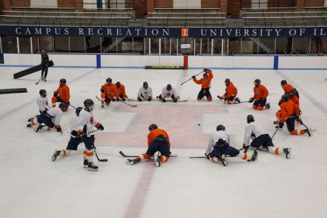 Illini hockey looks forward to season