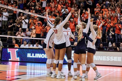 Illini of the Week September 15: Michelle Strizak