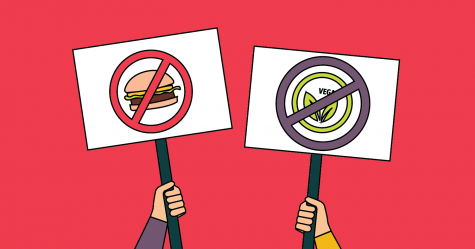Veganism: to hate or not to hate