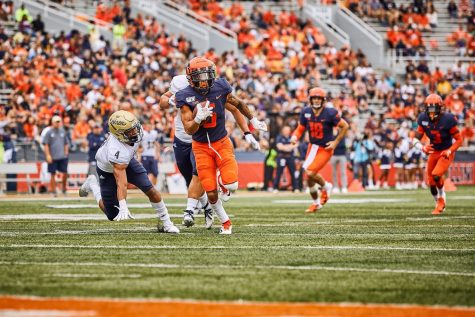 Illini of the Week September 8: Wes Lunt