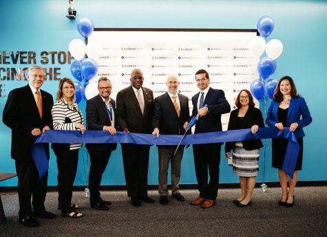 Motorola establishes innovation center at Research Park