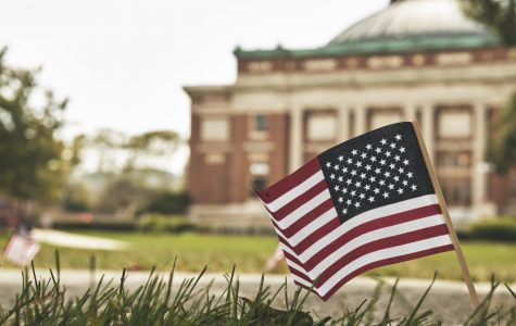 Photo Gallery: 9/11 Memorial Flags fill up the Quad