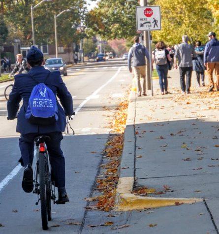 University promoted to a silver bike-friendly university