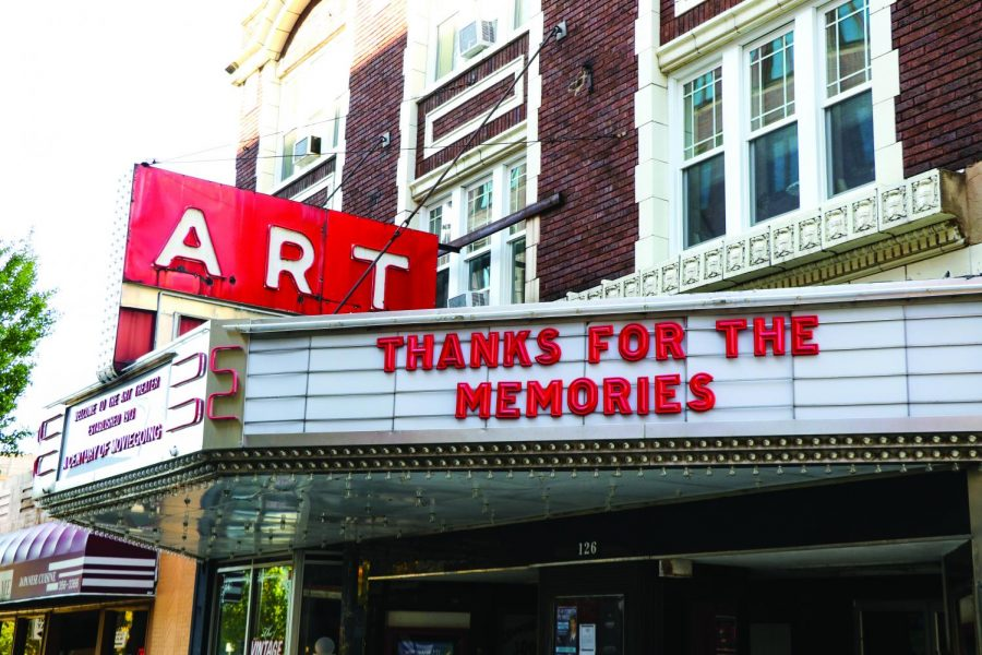 The+Art+Theater+is+located+in+Champaign+and+officially+closed+its+doors+Nov.+1.+The+Art+Film+Foundation+filed+for+bankruptcy+on+Tuesday.+