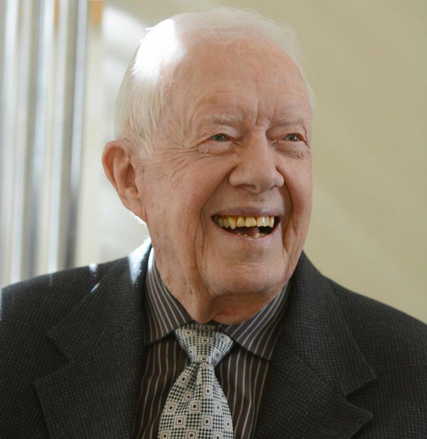 Recognize President Carter For Post-presidency