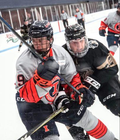 Lindenwood overpowers Illinois club hockey in weekend series