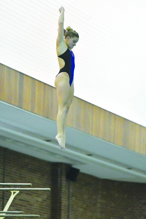 Shegos prepares for Big Ten Championships and Zones competition