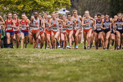 Illinois women's XC prepares for Big Ten championships
