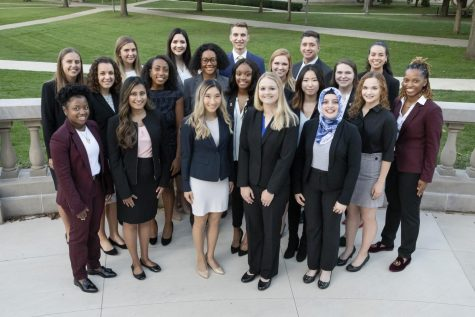 Meet UI's 2019 Homecoming Court