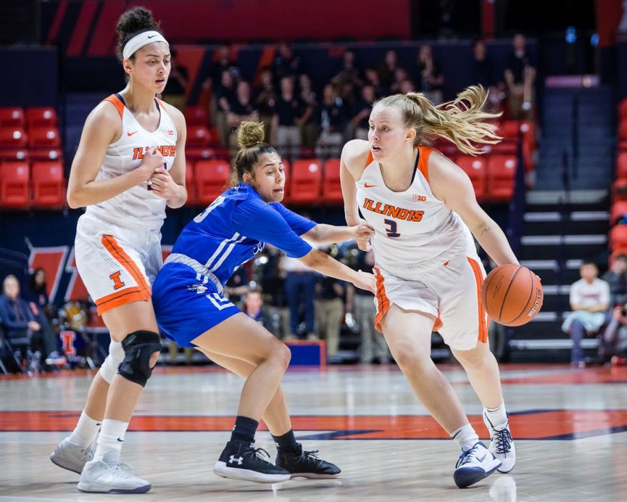 Women's Basketball Player Arieal Scott Leaves Team