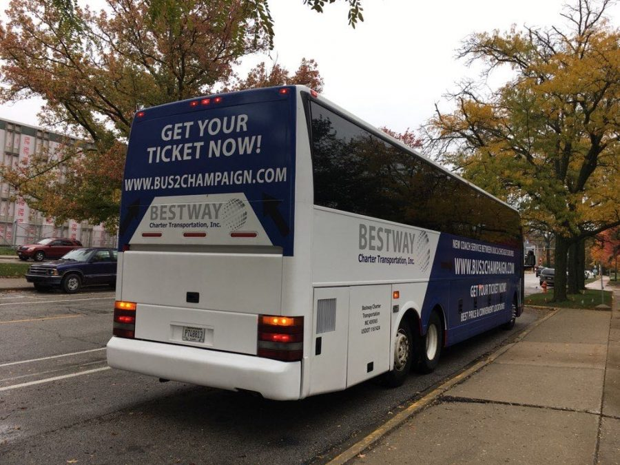 "New bus company on campus strives to be ""Bestway"""