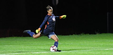 Illini face fifth consecutive loss against Wolverines