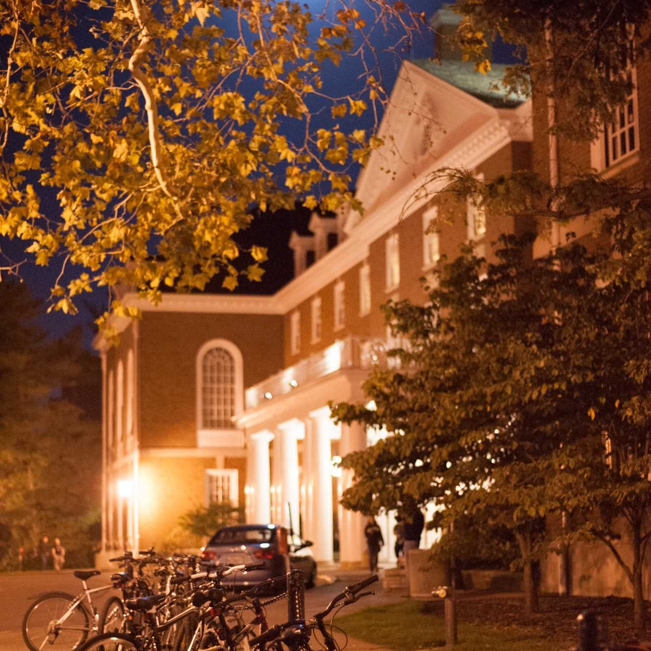 The Illini Union houses the only university run hotel.