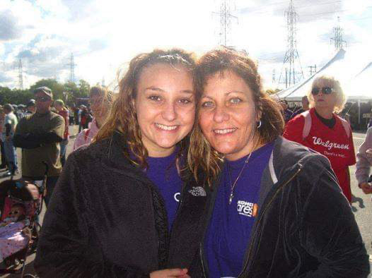 Pictured above is Connie Gyorr, and her daughter, Marisa MacDuff, who passed away from a cocaine-fentanyl overdose in 2016. Gyorr, created the foundation Marisa's Purpose in her daughter's honor to educate and raise awareness about the opioid epidemic.