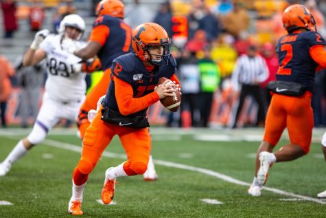 Illinois v. Northwestern game notes: A game to forget with grades to reflect