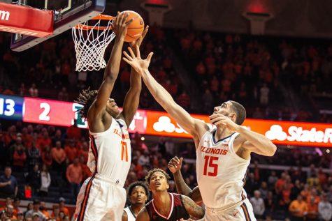 Illinois men's basketball looks ahead to Hawaii
