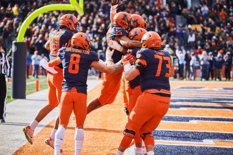 Don't count Illinois football out of a bowl game