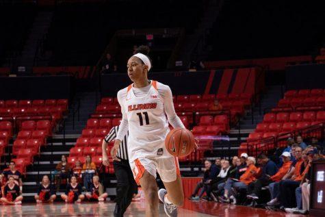 Illini women's basketball wins in overtime battle