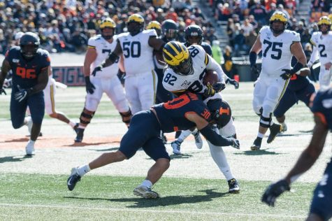 Illinois vs. Michigan State game notes