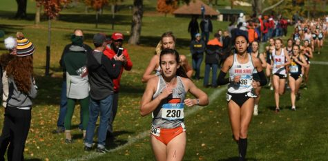 Illinois competes at Ohio State