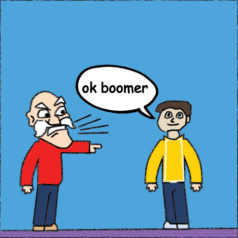 Opinion | 'OK, boomer' is an OK trend