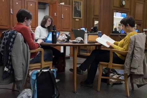 Students face stress over final exams