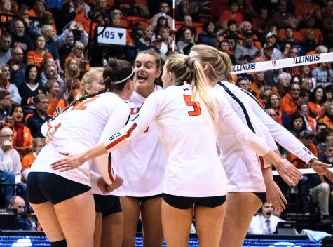 No. 24 Illinois earns at-large bid to NCAA Tournament