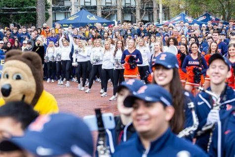 Photo Gallery: Redbox Bowl pep rally