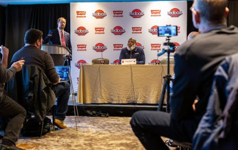 Gallery | Redbowl pre-game press conference