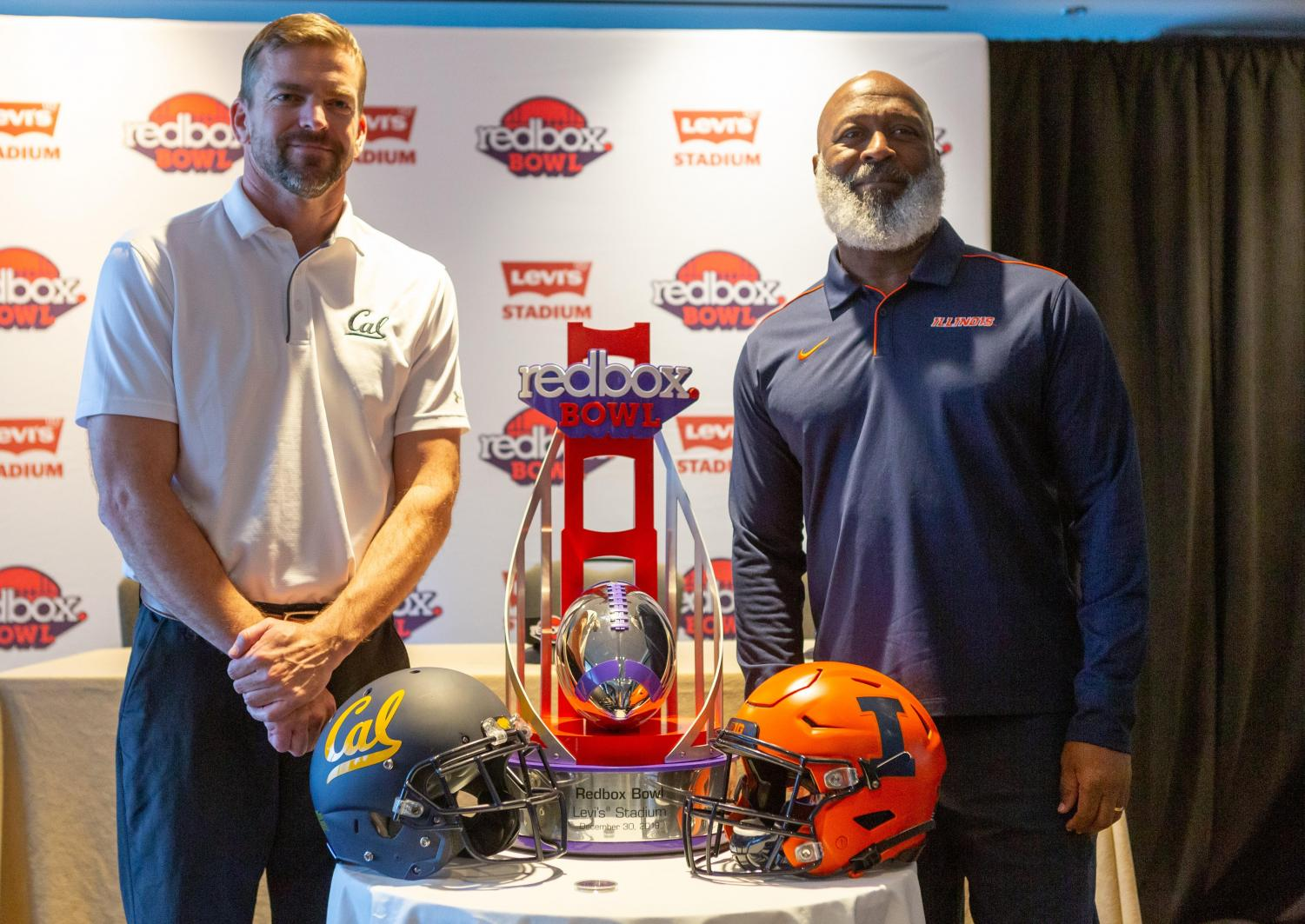 Illini fall to Cal in Redbox Bowl