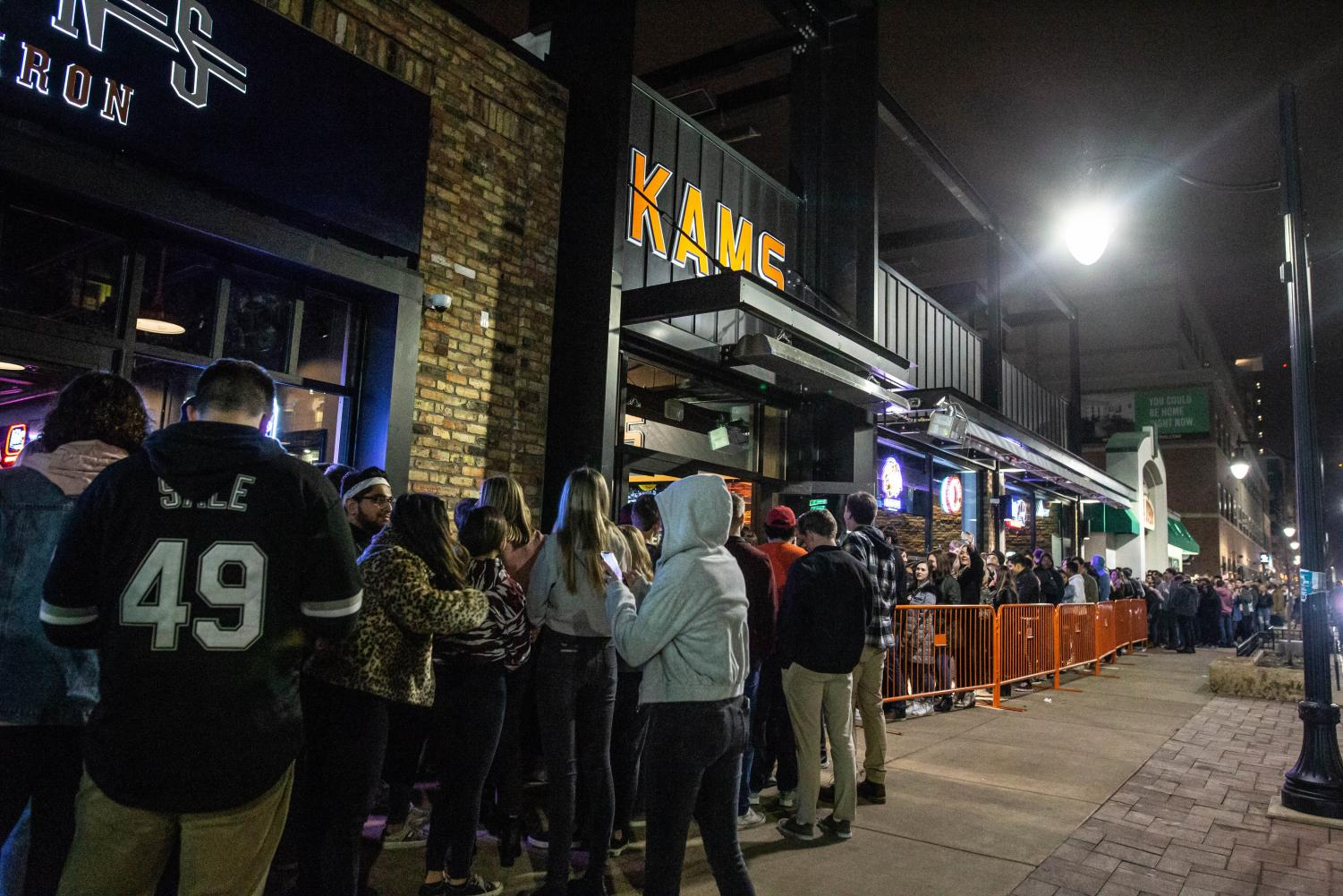KAM%27s+new+location+opens+doors+for+first+night