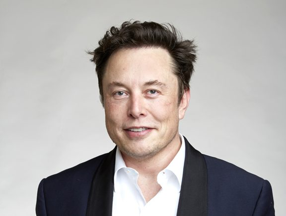 Billionaire Elon Musk poses for a photo at the Royal Society admissions day in London in July 2018. Columnist Clint believes Musk has earned the title of person of the decade because of his many accomplishments.