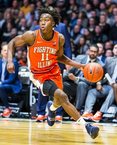Dosunmu continues to excel on the court, elevates Illinois to top-20 ranking