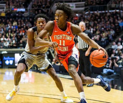 Grades and takeaways: Illinois at Purdue
