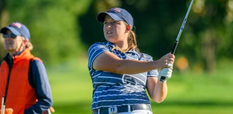 Women's golf prepare for a competitive spring season