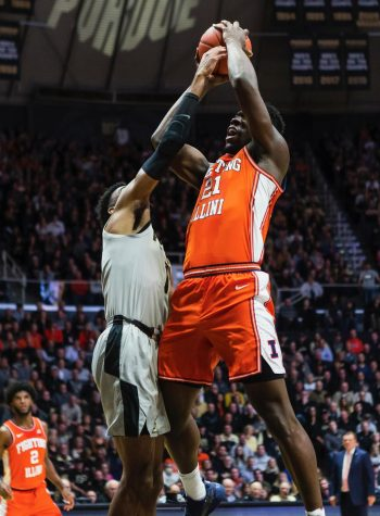 No. 21 Illinois earns first road win at Purdue since 2008