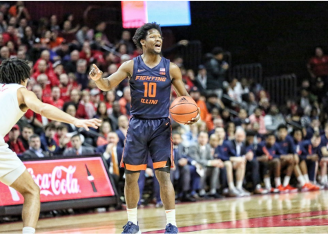 Illinois fades, drops fourth-straight Big Ten game at Rutgers