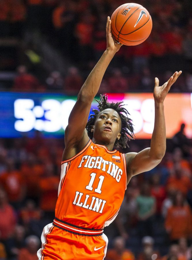 Dosunmu, Illini take down No. 9-ranked Nittany Lions on road