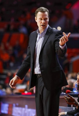 Hoiberg, 'Braska ball comes to State Farm Center following career with Chicago Bulls