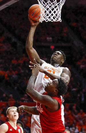 Illini vie with Wildcats to keep standing