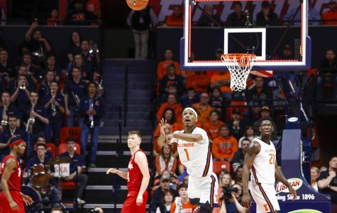 Gallery | Illinois triumphs over Nebraska