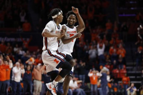 Illini harvest 11-point win over Corn Huskers at home Monday night