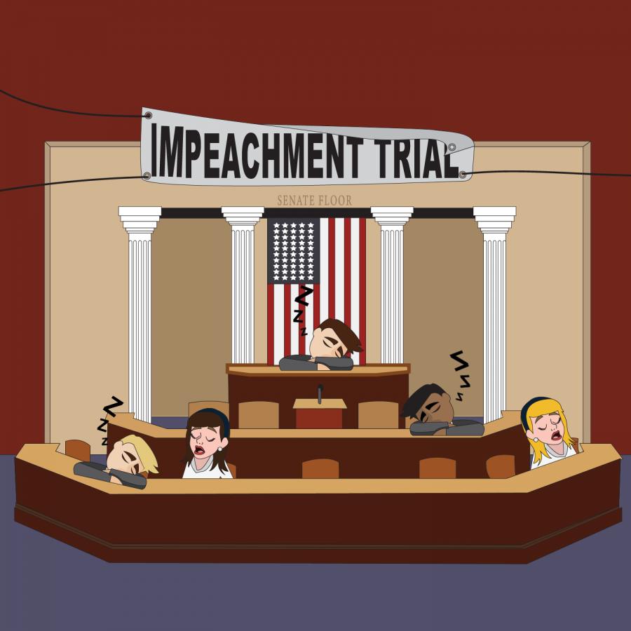 Opinion | Senators should actively participate in impeachment trial