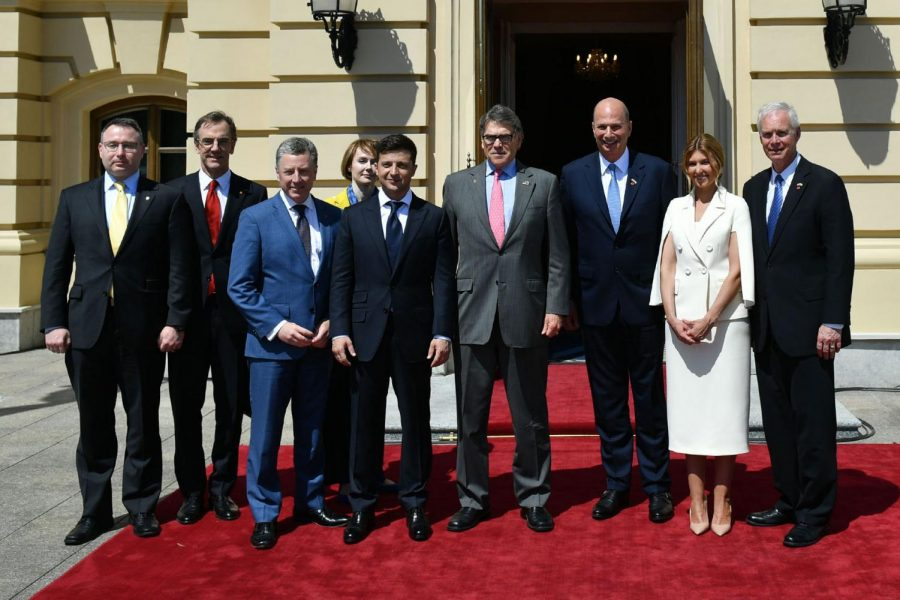 +Relevant+impeachment+witnesses+Ambassador+Gordan+Sondland+and+Lt.+Colonel+Vindman+stand+posed+for+a+picture+at+Ukrainian+President+Volodymyr+Zelensky%27s+inaugration+on+May+20.+Columnist+Andrew+contends+in+his+column+the+Republican+Party+acted+irresponsibly+during+the+Trump+Impeachment+proceedings%2C+including+their+treatment+toward+relevant+witnesses.