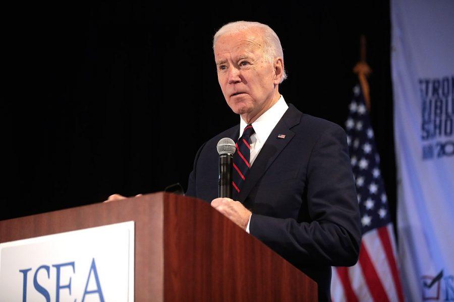 Joe+Biden+speaks+at+the+2020+Iowa+State+Education+Association+%28ISEA%29+Legislative+Conference+on+Jan.+18+in+West+Des+Moines%2C+Iowa.