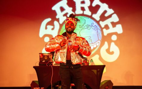 Gallery | EarthGang sparks high energy at Foellinger Auditorium