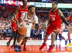 Griffin announces transfer from Illini