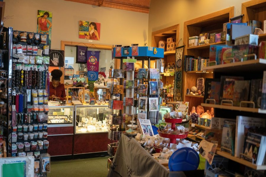 The interior of local  business Beads N Botanicals on Nov. 28, 2019. Small businesses like  Beads N Botanicals could benefit from  federal loans admist the Coronavirus outbreak if Governor JB Prtizker's policy passes.