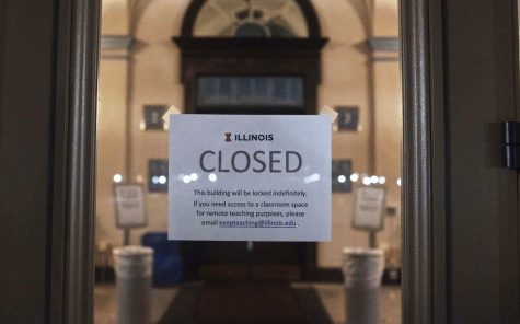 COVID-19 cases, closures and cancellations: a running list by The Daily Illini