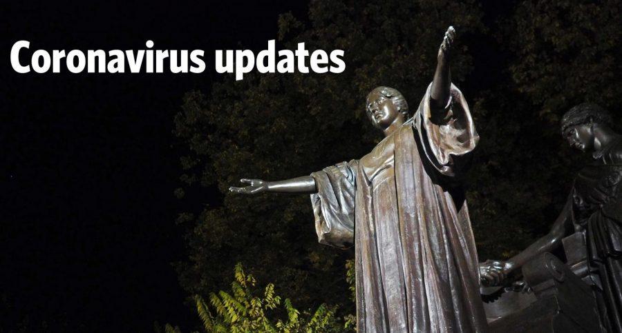 Coronavirus updates | UPDATED April 7